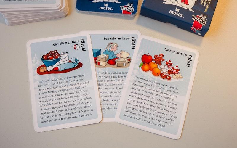 Weihnachtsspiel für Kinder: Christmas Stories