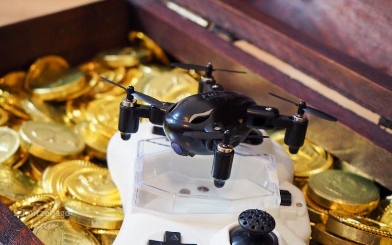 Spielzeug, Mitgebsel und Gadgets als Preis