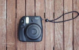 Polaroidkamera Test: Instax Mini