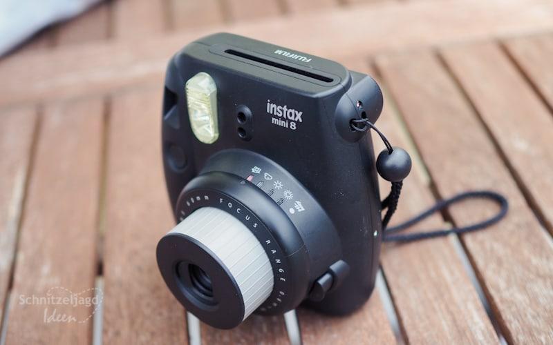 Instax Mini Testbericht: Polaroidkamera fü wenig Geld