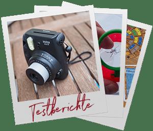Spiele Tests & Co: Testberichte bei Schnitzeljagd-Ideen.de