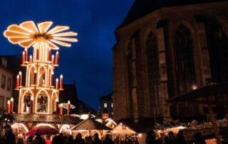Spiele auf dem Weihnachtsmarkt: Meine Schnitzeljagd-Vorlage