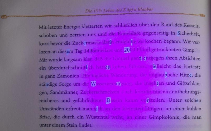 Geheimer Code in Buch: Ideal für Schatzsuche & Schnitzeljagd