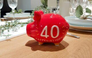 Spiele zum 40. Geburtstag: Lustige Spiele für Mann und Frau