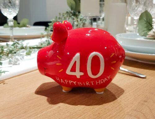 Spiele zum 40. Geburtstag