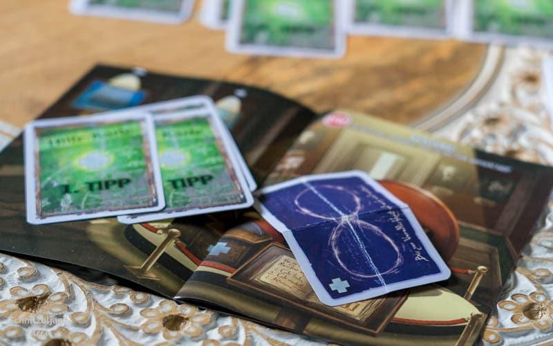 EXIT Spiel Lösung zum mysteriösen Museum
