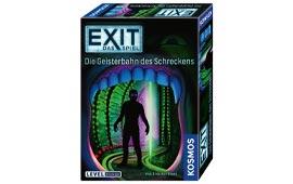 EXIT Games im Test: Die Geisterbahn des Schreckens