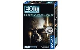 EXIT Spiel Die Katakomben des Grauens
