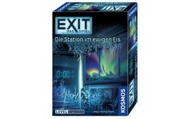 Rätselspiel: EXIT Die Station im ewigen Eis