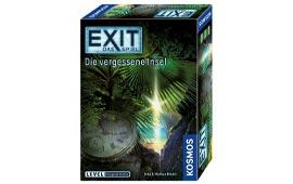 Kosmos EXIT-Spiel: Die vergessene Insel