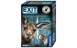 Lustiges EXIT Spiel: Die Känguru Eskapaden