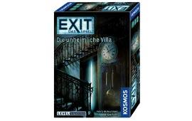 EXIT Rangliste: Die unheimliche Villa