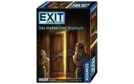 EXIT Spiele im Vergleich: Das mysteriöse Mueseum