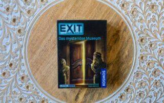 EXIT: Das mysteriöse Museum im Test