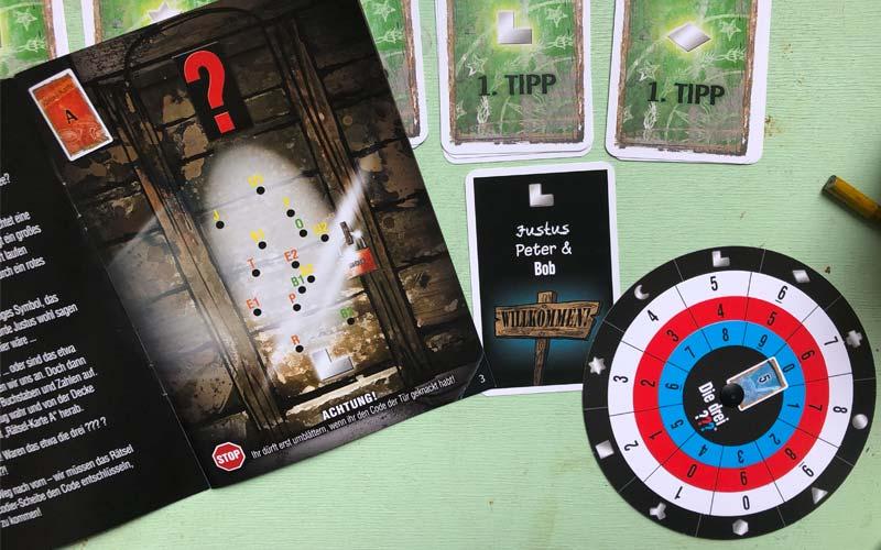 Escape Game Test: Exit das Haus der Rätsel