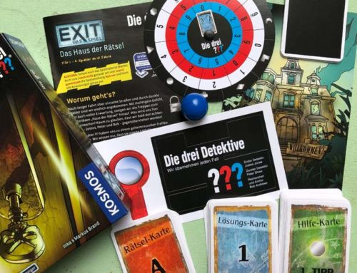 EXIT: Das Haus der Rätsel