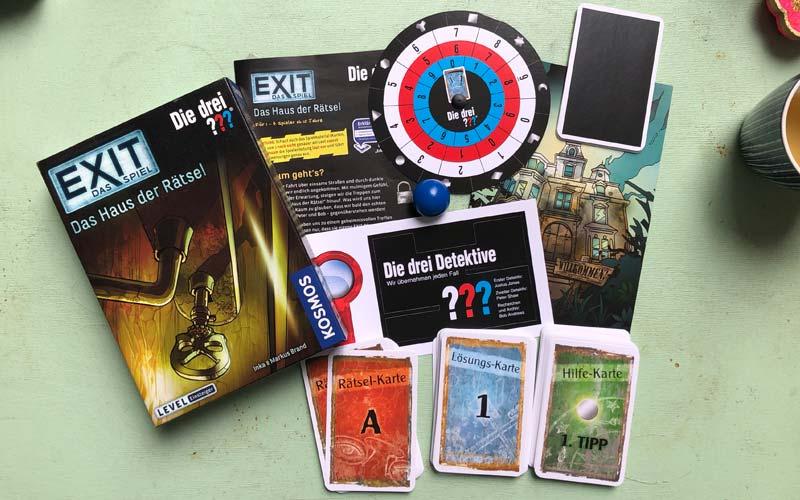 EXIT: Das Haus der Rätsel Test
