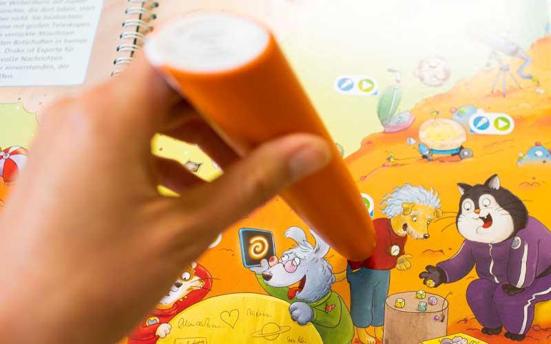 Tiptoi Stift Test: Der tiptoi CREATE Stift