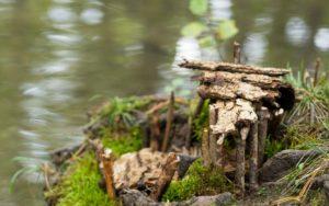 Elfenhaus / Feenhaus bauen