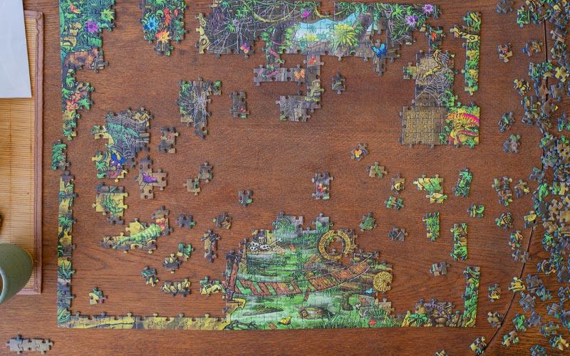 Exit Puzzle beginnen: So funktionieren Ravensburger Exit Puzzles