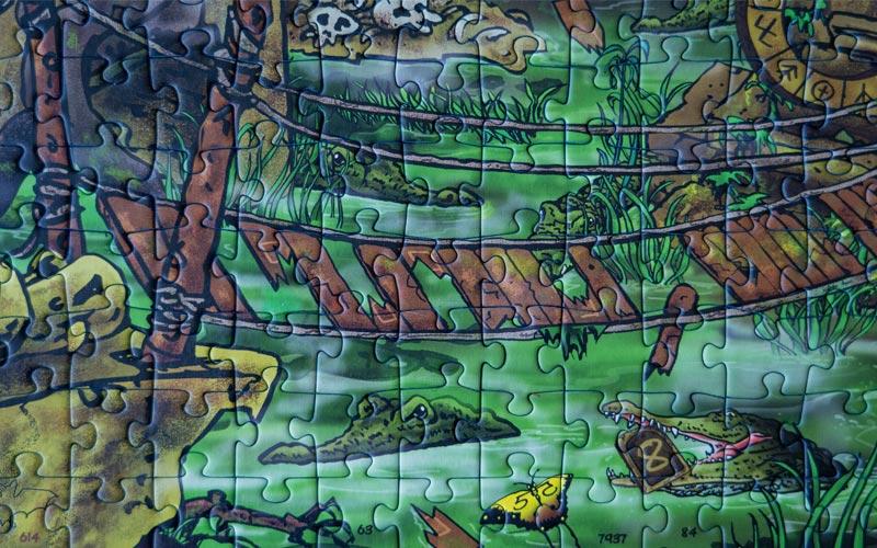 Exit Puzzle Tempelanlage: Rätsel & Lösung