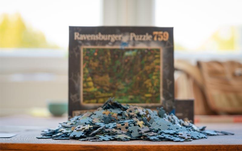 Ravensburger Exit Puzzle Tempelanlage Testbericht