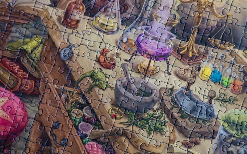 Exit Puzzle: Versteckte Rätsel und ihre Lösung