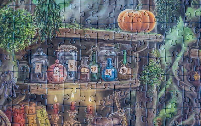 Ravensburger Exit Puzzle: Versteckte Rätsel und ihre Lösung