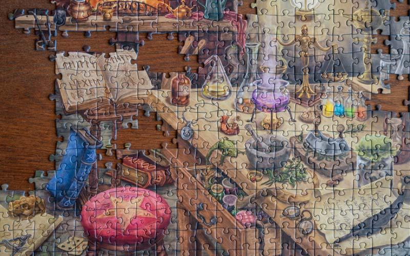 Exit Puzzle Hexenküche von Ravensburger