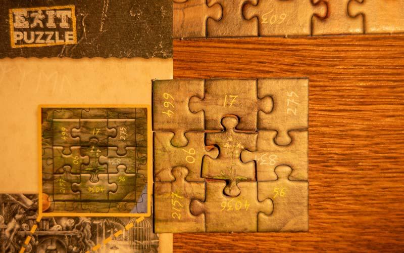 Ravensburger Exit Puzzle Hexenküche: Finale Lösung passt nicht