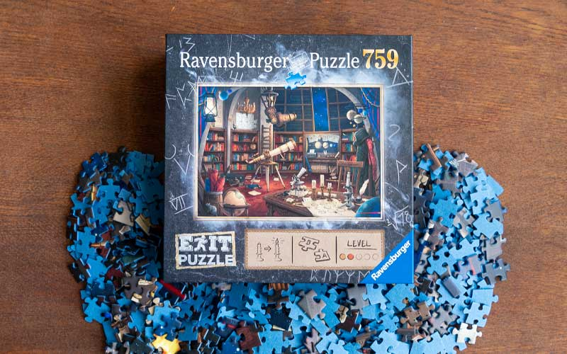 Ravensburger Exit Puzzle Sternwarte