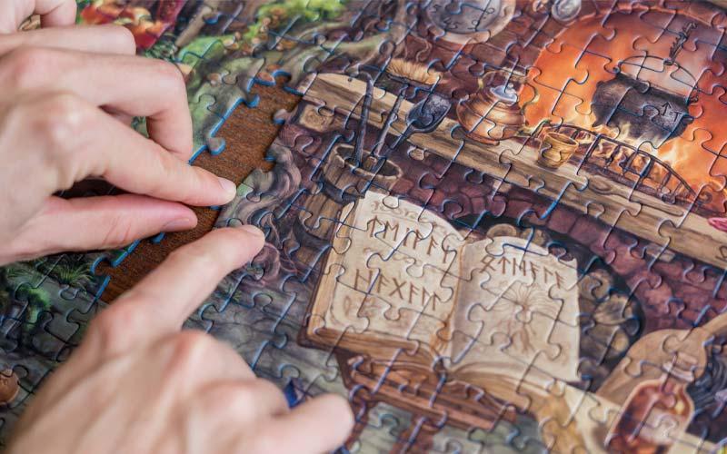 Ravensburger Exit Puzzle Hexenküche Rezension