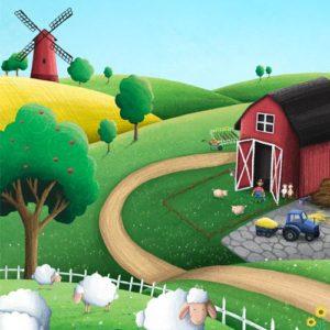 Kindergeburtstag auf dem Bauernhof: Spiele & Schnitzeljagd