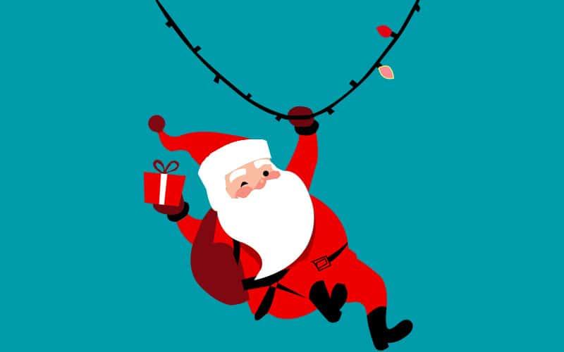 Brief an den Weihnachtsmann schreiben: Post Christkind & Nikolaus