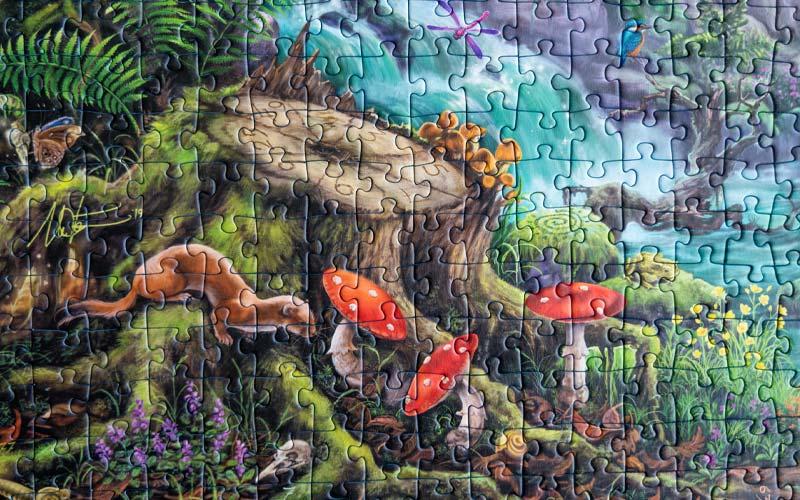 Ravensburger Exit Puzzle Einhorn Rezension