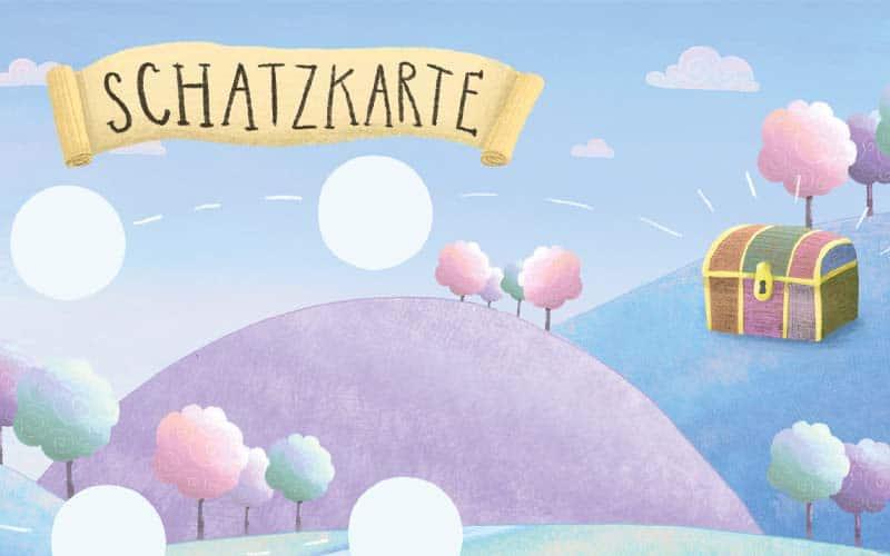 Einhorn Party Spiele: Das beste Spiel ist die Einhorn-Schatzsuche!