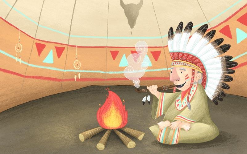 Indianer Geburtstag: Indianer Spiele & Ideen für den Indianergeburtstag