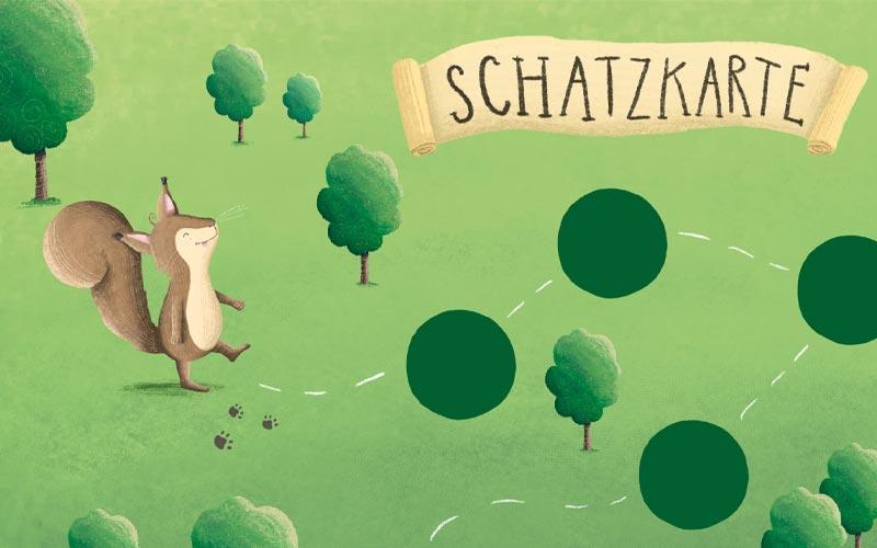 Schnitzeljagd & Schatzsuche im Wald: Ein Muss am Waldgeburtstag