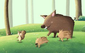 Kindergeburtstag im Wald: Ideen für deinen Waldgeburtstag