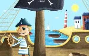 Piratenparty: Piratengeburtstag für Kinder