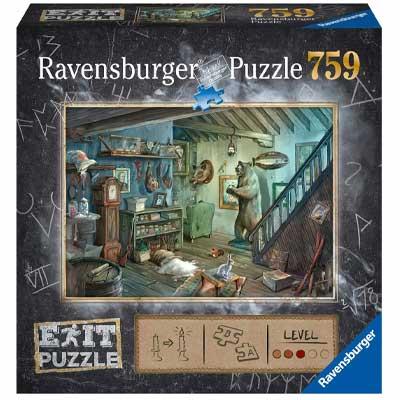 Ravensburger Exit Puzzle: Im Gruselkeller Vergleich