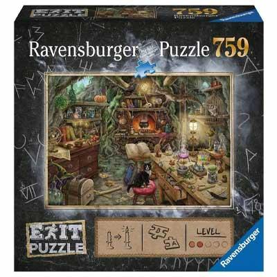 Exit Puzzle Hexenküche im Vergleich