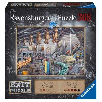 Exit Puzzle: Spielzeugfabrik