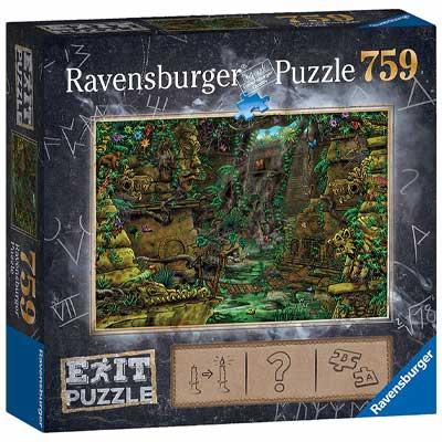 Exit Puzzle: Tempelanlage