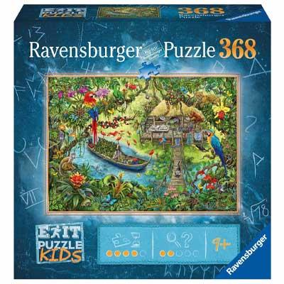 Ravensburger Exit Puzzle Kids: Die Dschungelexpedition