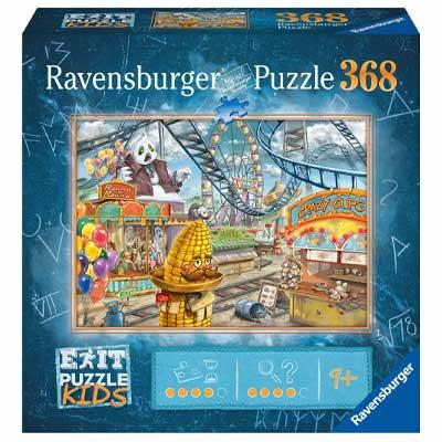 Ravensburger Exit Puzzle Kids: Im Freizeitpark