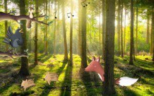 Waldspiele für Kinder: Die besten Spiele im Wald