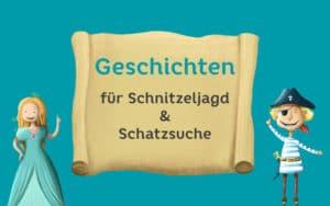 Geschichte & Schatzsuche: Piratengeschichte und Ideen