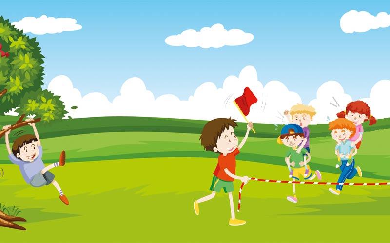 Kindergarten Spiele: Kreisspiele, Bewegungsspiele & Morgenkreis-Spiele