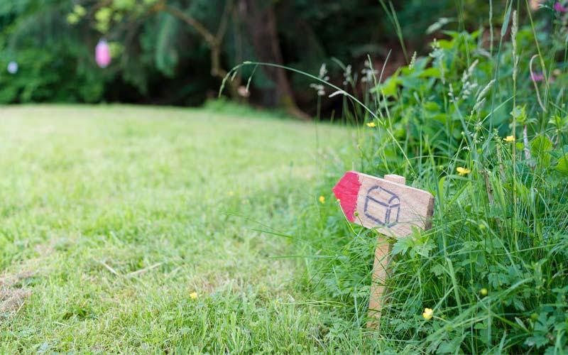 Schatzsuche am Kindergeburtstag: So macht man eine Schatzsuche im Garten